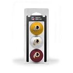 Washington Redskins 3 Ball Clamshell