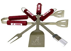 ALABAMA 4 PC BBQ SET