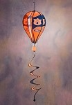 Auburn Tigers Hot Air Balloon Spinner