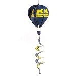 Michigan Wolverines Hot Air Balloon Spinner