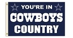 Dallas Cowboys 3'x5' Flag