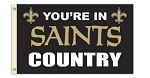 New Orleans Saints 3'x5' Flag