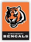 Cincinnati Bengals  Double Sided 28