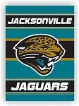 Jacksonville Jaguars Double Sided 28