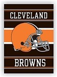 Cleveland Browns Double Sided 28