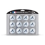 Atlanta Braves Dozen Pack Balls