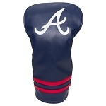 Atlanta Braves Vintage Driver Head Cover