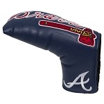 Atlanta Braves Vintage Blade Putter Cover