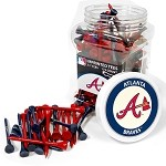 Atlanta Braves 175 Tee Jar
