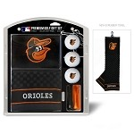Baltimore Orioles Embroidered Gift Set