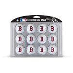 Boston Red Sox Dozen Pack Balls