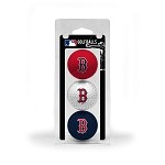 Boston Red Sox 3 Ball Clamshell