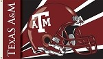 Texas A&M Aggies 3 Ft. X 5 Ft. Flag W/Grommets - Helmet Design