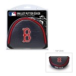 Boston Red Sox Mallet Putter Cover