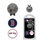 Boston Red Sox 2 Marker Cap Clip