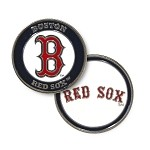 Boston Red Sox Double Sided Ball Marker