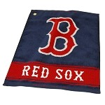 Boston Red Sox Woven Towel