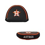 Houston Astros Mallet Putter Cover