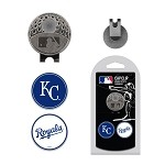 Kansas City Royals 2 Marker Cap Clip