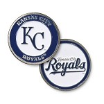 Kansas City Royals Double Sided Ball Marker