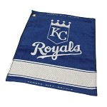 Kansas City Royals Woven Towel