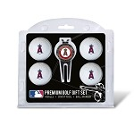 Los Angeles Angels 4 Ball Gift Set