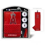 Los Angeles Angels Embroidered Gift Set
