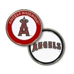 Los Angeles Angels Double Sided Ball Marker