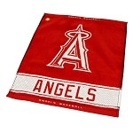 Los Angeles Angels Woven Towel