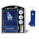 Los Angeles Dodgers Embroidered Gift Set