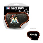 Miami Marlins Blade Putter Cover