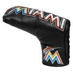 Miami Marlins Vintage Blade Putter Cover