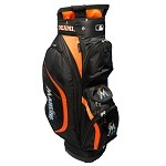 Miami Marlins Clubhouse Cart Bag