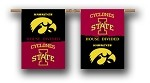Iowa - Iowa State House Divided Banner Flag