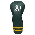 Oakland Athletics Vintage Fairway Head Cover