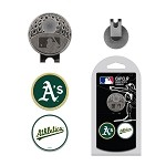 Oakland Athletics 2 Marker Cap Clip