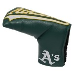 Oakland Athletics Vintage Blade Putter Cover