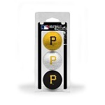 Pittsburgh Pirates 3 Ball Clamshell