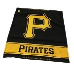 Pittsburgh Pirates Woven Towel