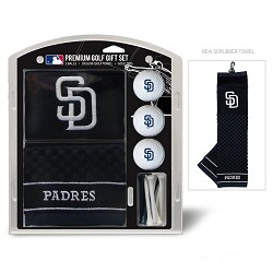 San Diego Padres Embroidered Gift Set