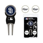 San Diego Padres Divot Tool Set of 3 Markers