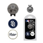 San Diego Padres 2 Marker Cap Clip