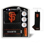San Francisco Giants Embroidered Gift Set
