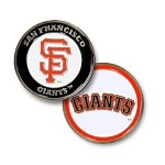 San Francisco Giants Double Sided Ball Marker