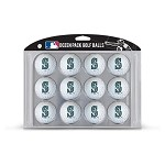 Seattle Mariners Dozen Pack Balls