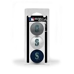 Seattle Mariners 3 Ball Clamshell