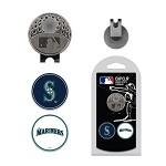 Seattle Mariners 2 Marker Cap Clip