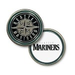 Seattle Mariners Double Sided Ball Marker
