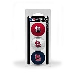 St. Louis Cardinals 3 Ball Clamshell