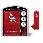 St. Louis Cardinals Embroidered Gift Set